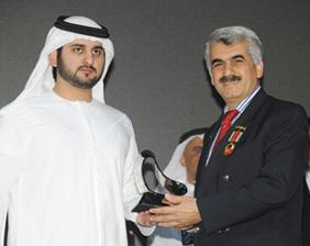 جائزة دبي للنقل المستدام 2012