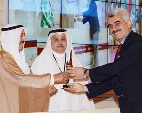جائزة الشيخ سالم الصباح للمعلوماتية 2014